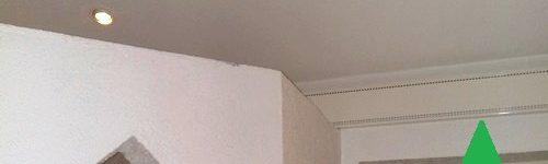 De Elpan elektrische plint verwarming kan ook heel eenvoudig boven de deur worden geplaatst