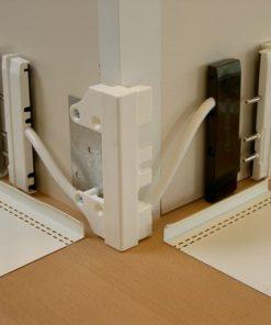 Montage flexibele verbinding Elpan X6